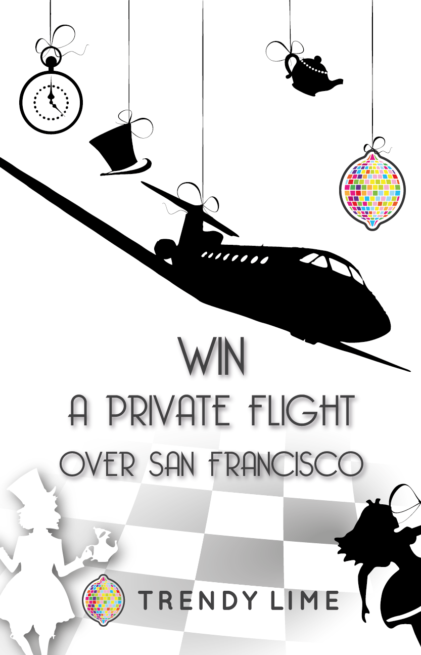 Win Private Flight Trendy Lime