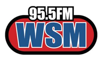 95.5 FM WSM