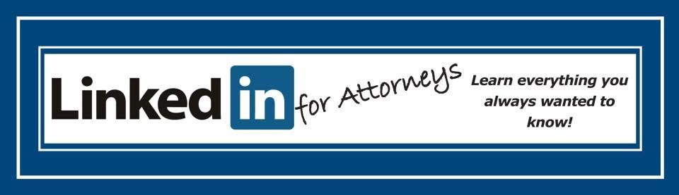 LinkedIn for Attorneys