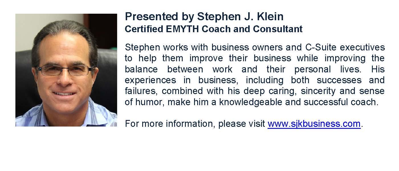Stephen J. Klein
