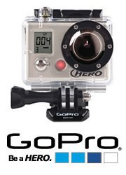 GoPro HD HERO Logo