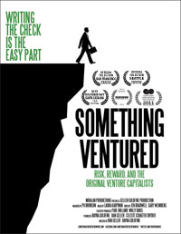 Something Ventured Movie Poster Image