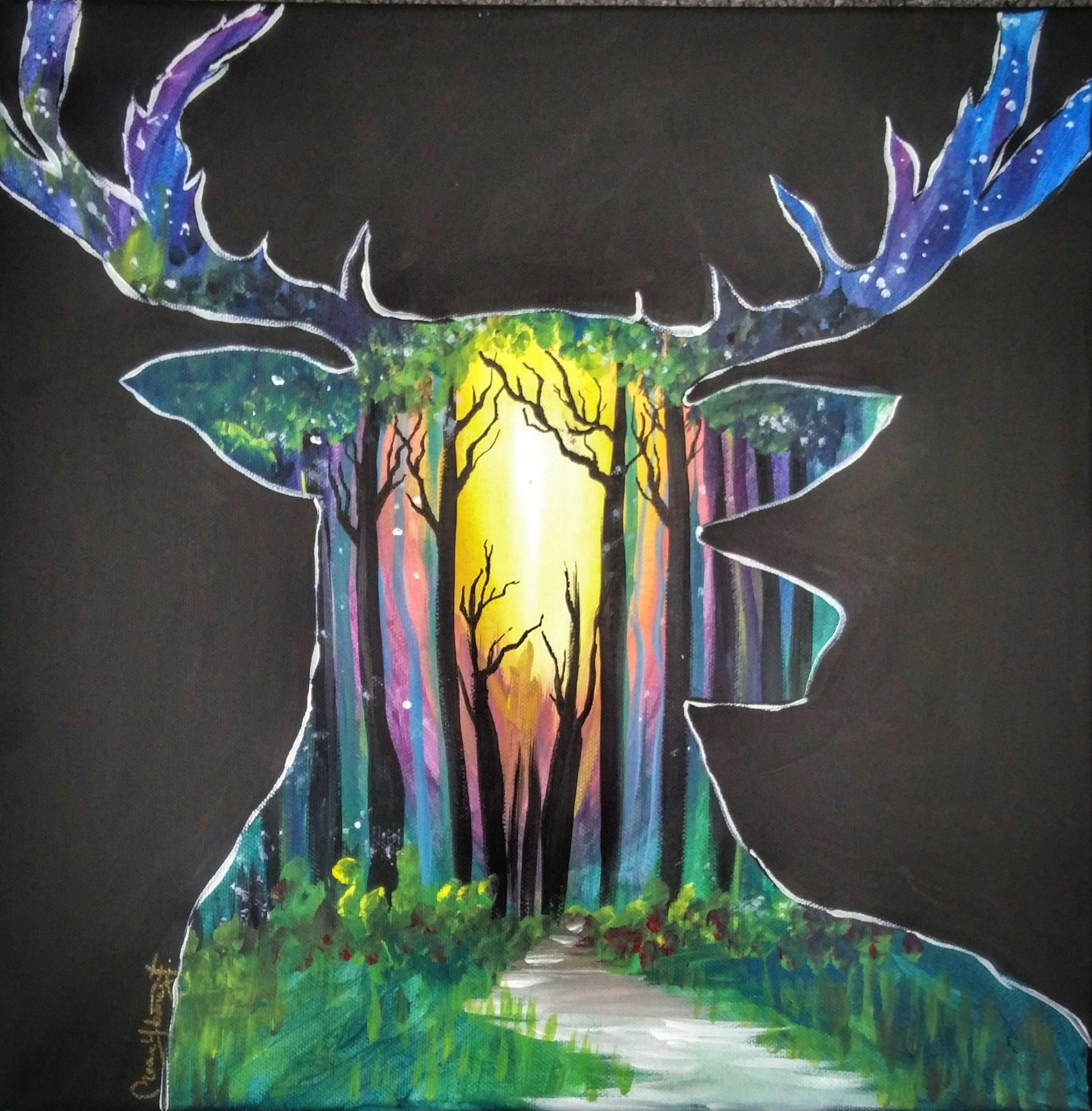 Deer oh Deer Mona - Misk