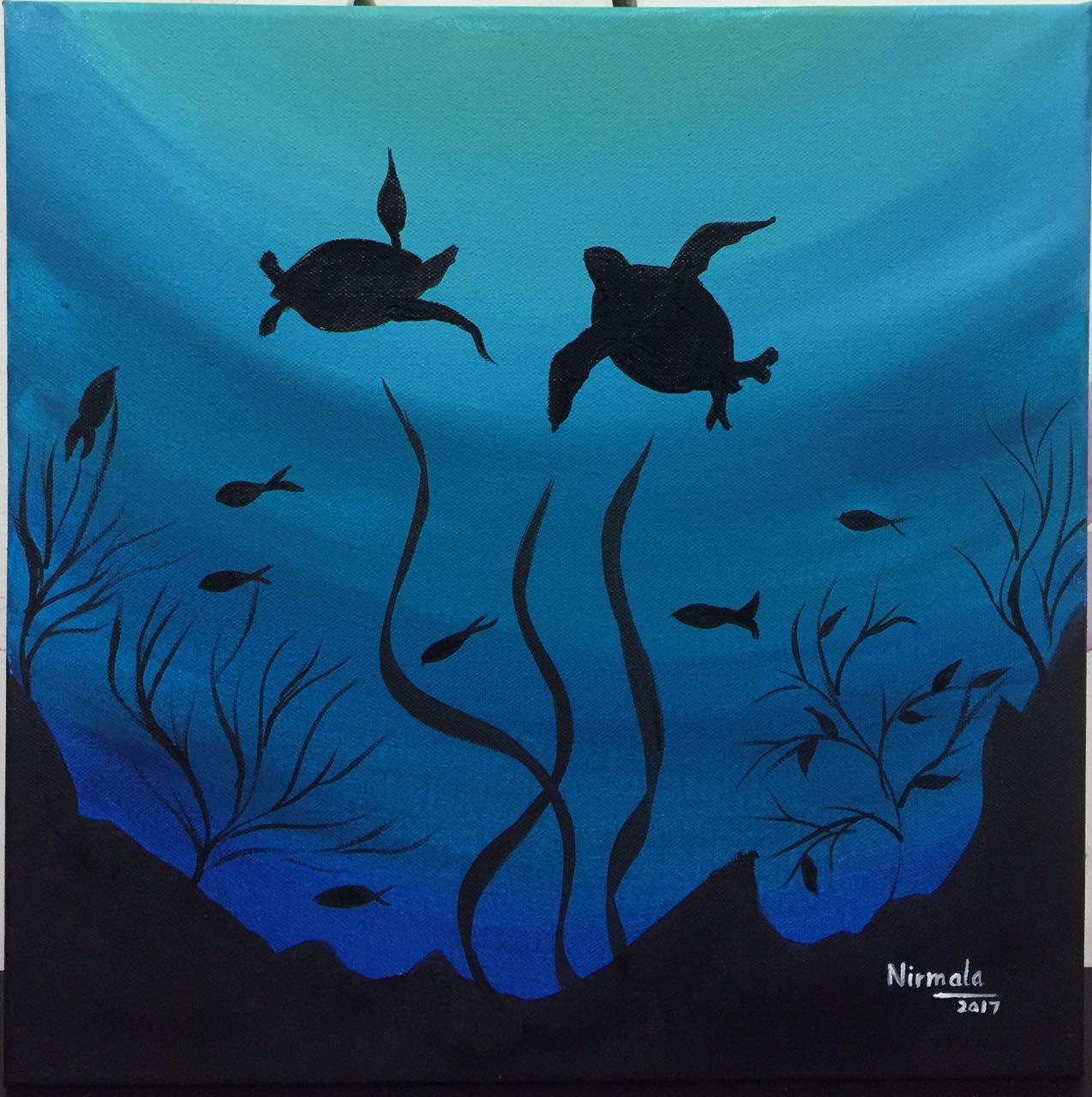 Nirmalla Under the sea Misk