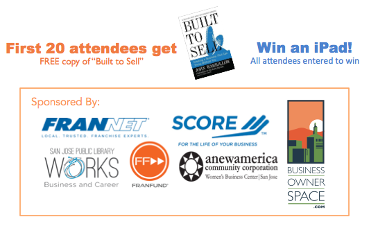 Event Sponsors and Giveaways