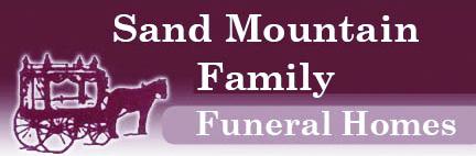 Sand Mountain Family Funeral Homes logo