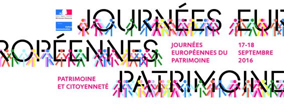 Journées Européennes du Patrimoine 2016