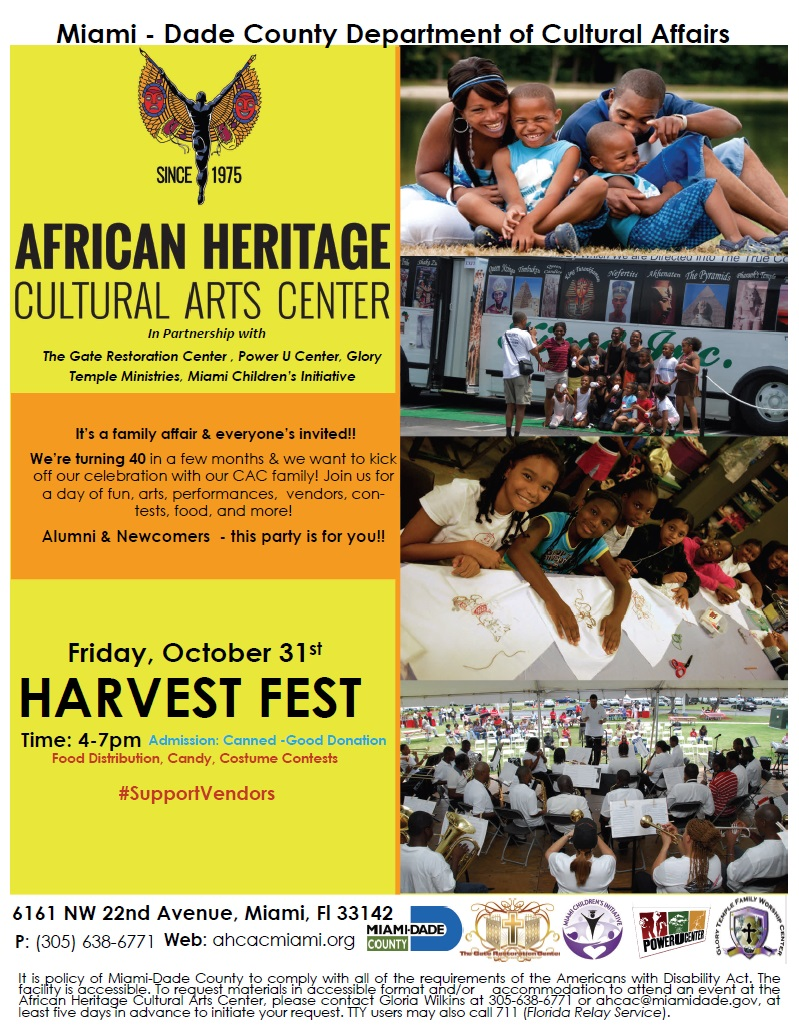 HARVEST FEST 2014 - OCT 31ST
