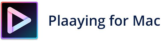 Plaaying for Mac logo