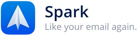 Spark – like your email again