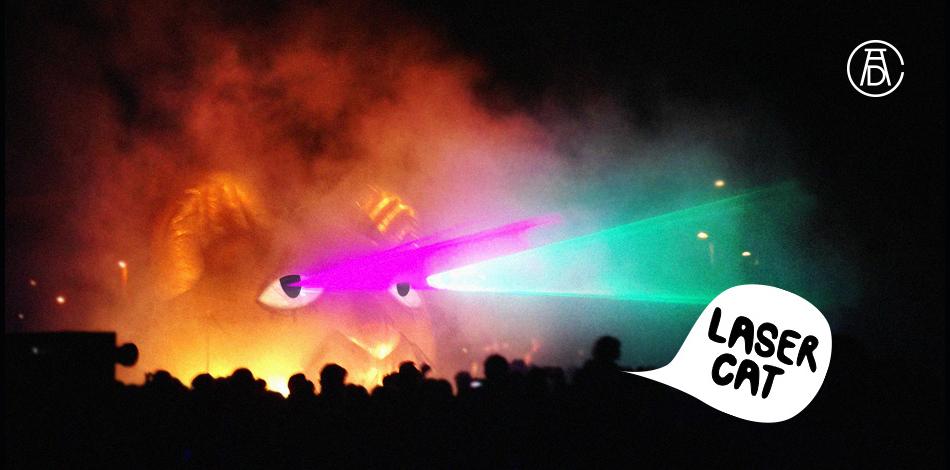 ADC Laser Cat DUMBO November 20