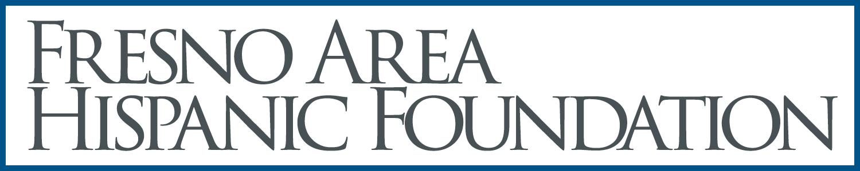 Fresno Area Hispanic Foundation Logo