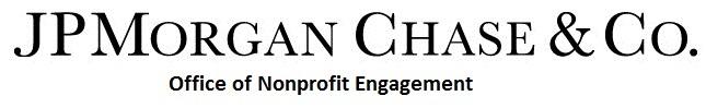 JP Morgan Chase Office of Nonprofit Engagement logo