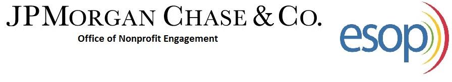 JP Morgan Chase and ESOP Logos