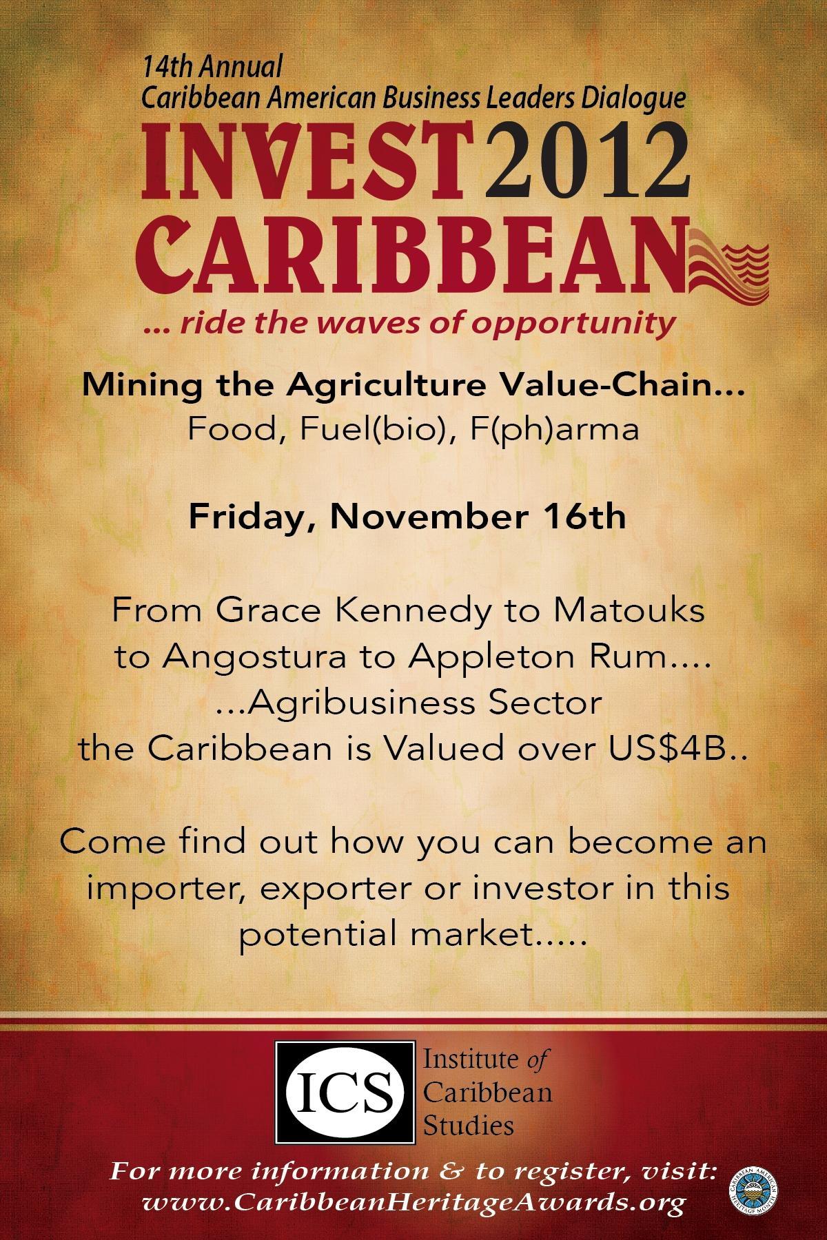 Invest Caribbean 2012