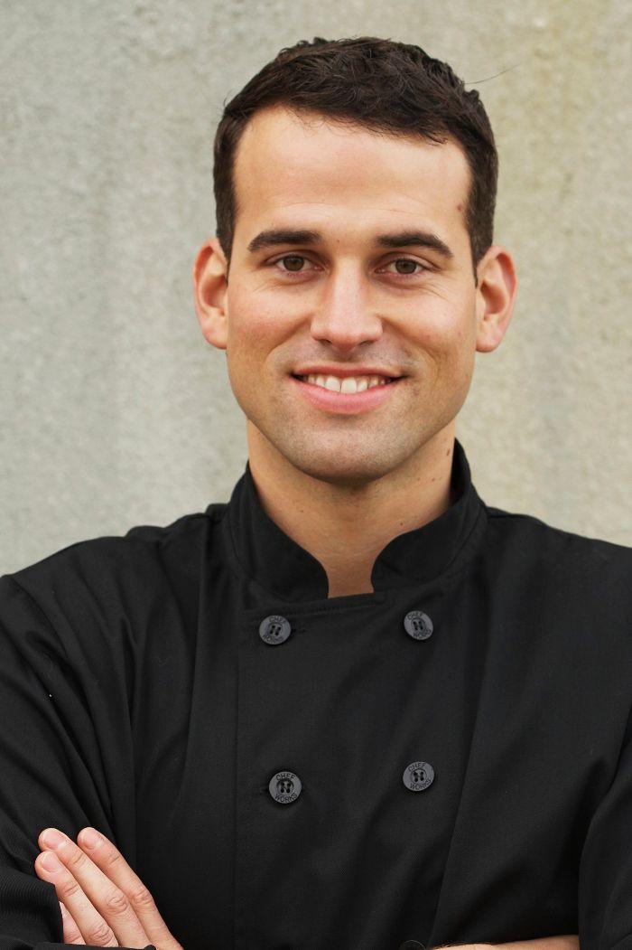 Chef Aaron Crumbaugh