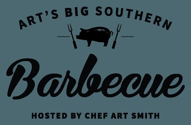 Art's Big Southern Barbecue Logo