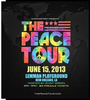 The Peace Tour - Nola Summer Jam - New Orleans