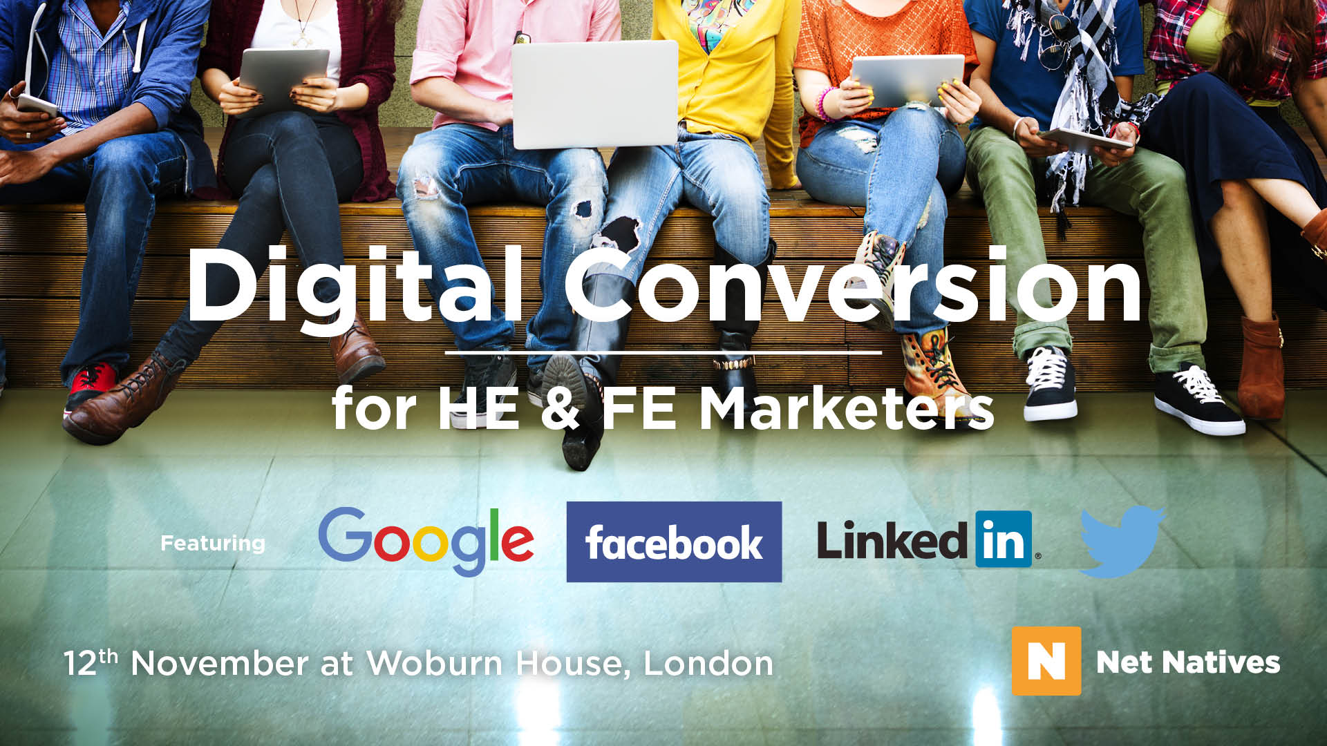 Digital Conversion for HE & FE Marketers