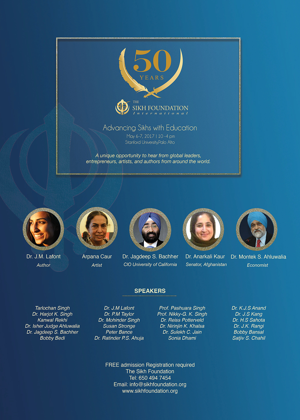 CONFERENCE: ADVANCING SIKHS WITH EDUCATION