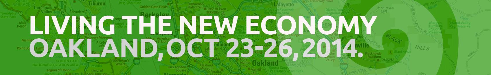 Living the New Economy Convergence @ Impact HUB Oakland | Oakland | California | United States