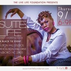 Live Life Foundation Presents the