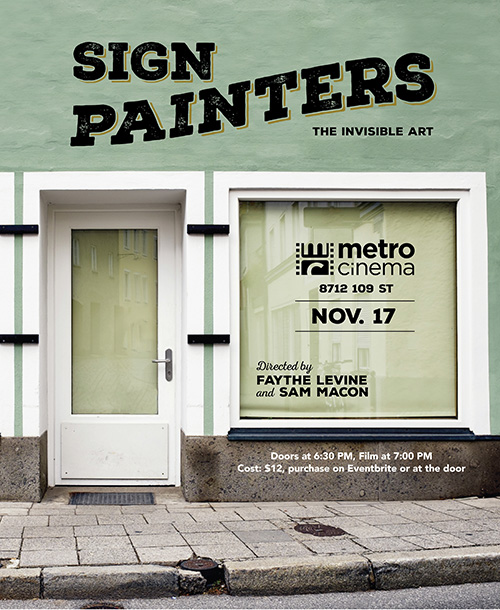 sign painter documentary