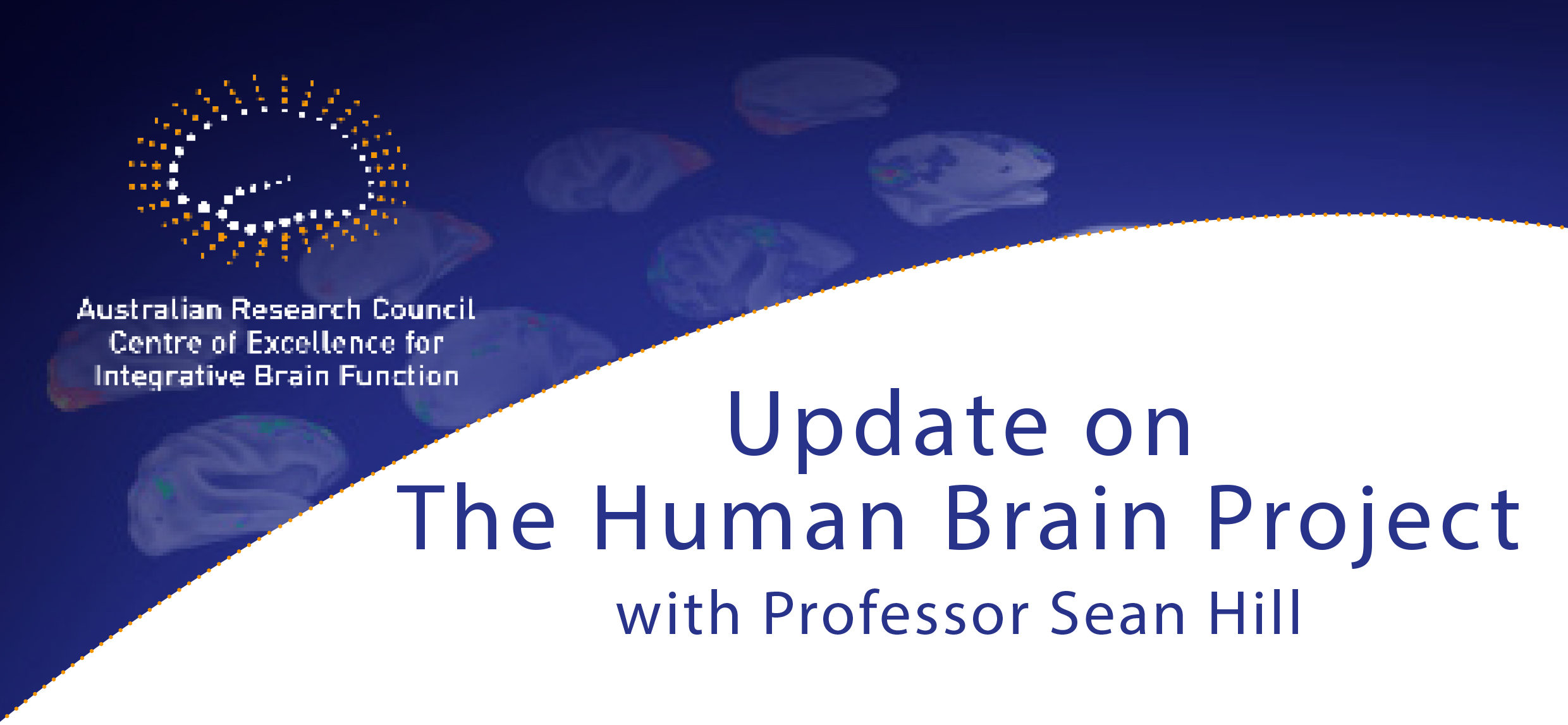 Human Brain Project title