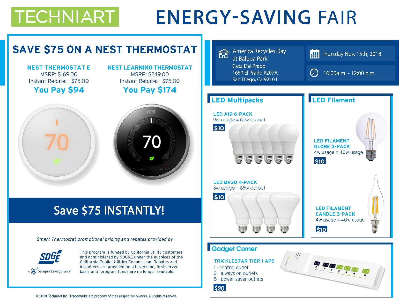 Energy-Saving Fair
