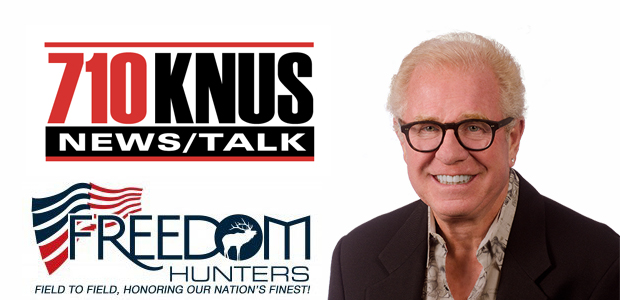 Peter Boyles - KNUS - Freedom Hunters Costume Party - Oct 27