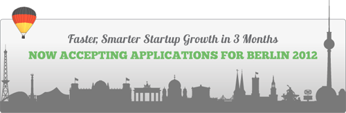 Apply for Startupbootcamp Berlin