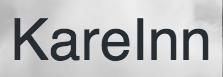 KareInn text logo