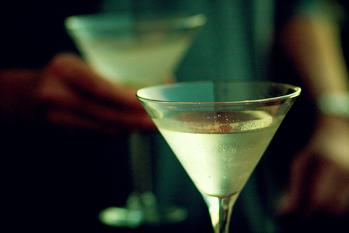 Dirty Martinis for Clean Water