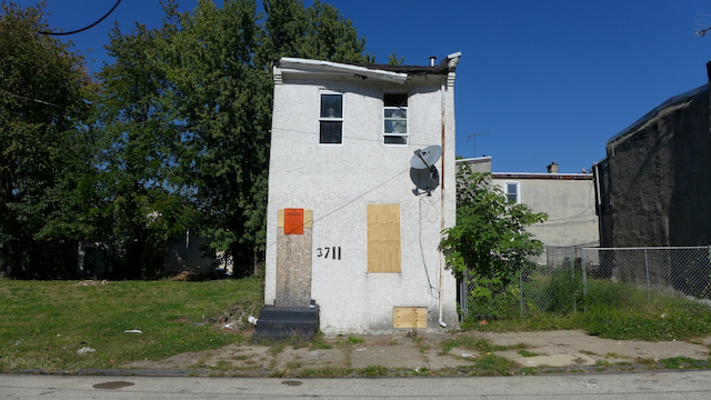 3711 Melon St, Primary Facade