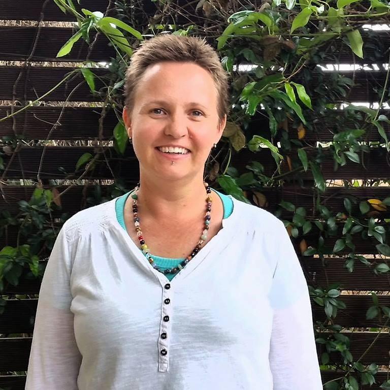 Kathryn Avery - yoga teacher
