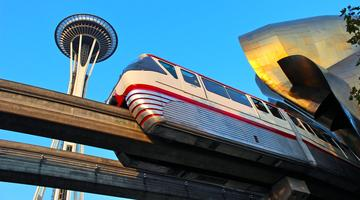Seattle Center Monorail Tour