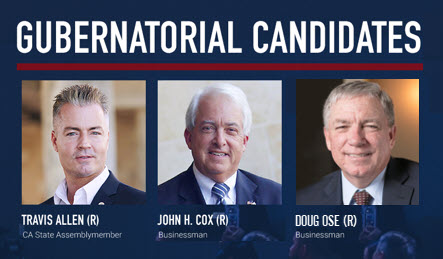 2018 Republican Governor Candidates