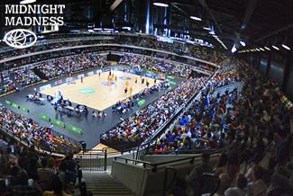 Midnight Madness at Copper Box Arena