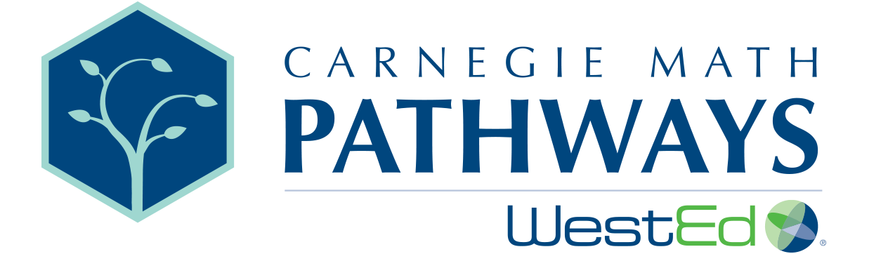 Carnegic Math Pathways Logo
