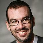 Chad Wiebesick Headshot