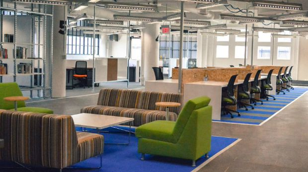 Win a Month of Free CoWorking Space from TechTown