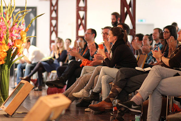 Audience of the Service Experience Camp