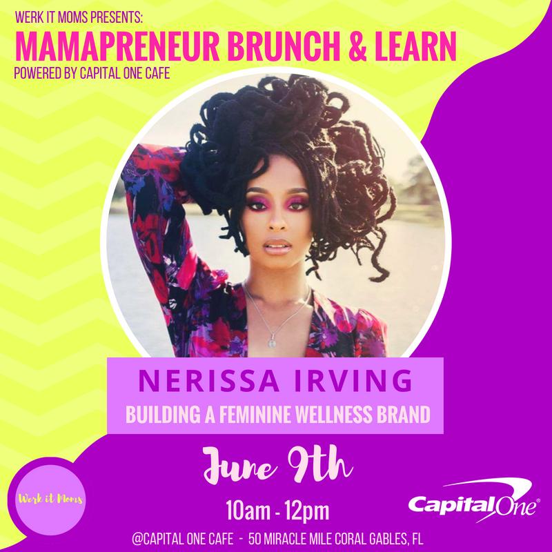 Nerissa Irving - Werk It Moms