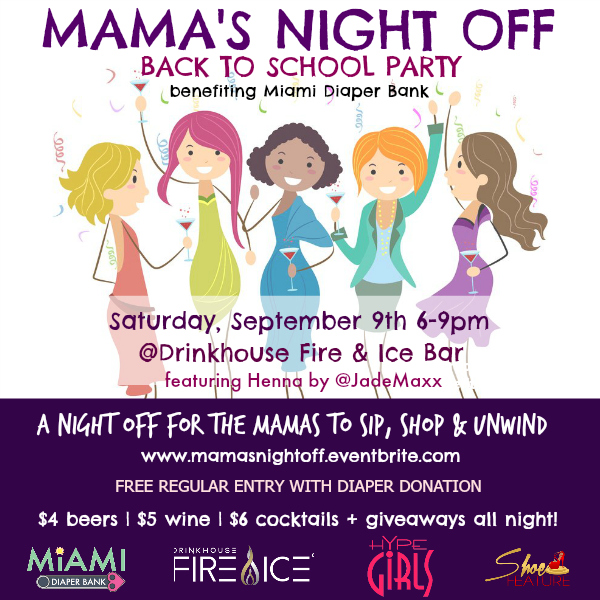 Mamas Night Off by HypeGirls
