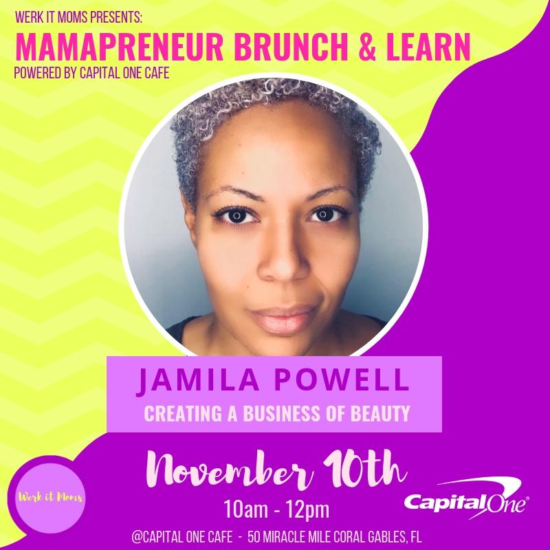 Jamila Powell Maggie Rose Salon
