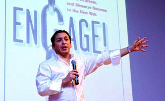 "Tweetup! Brian Solis visits ATL with his new book ""Engage"""