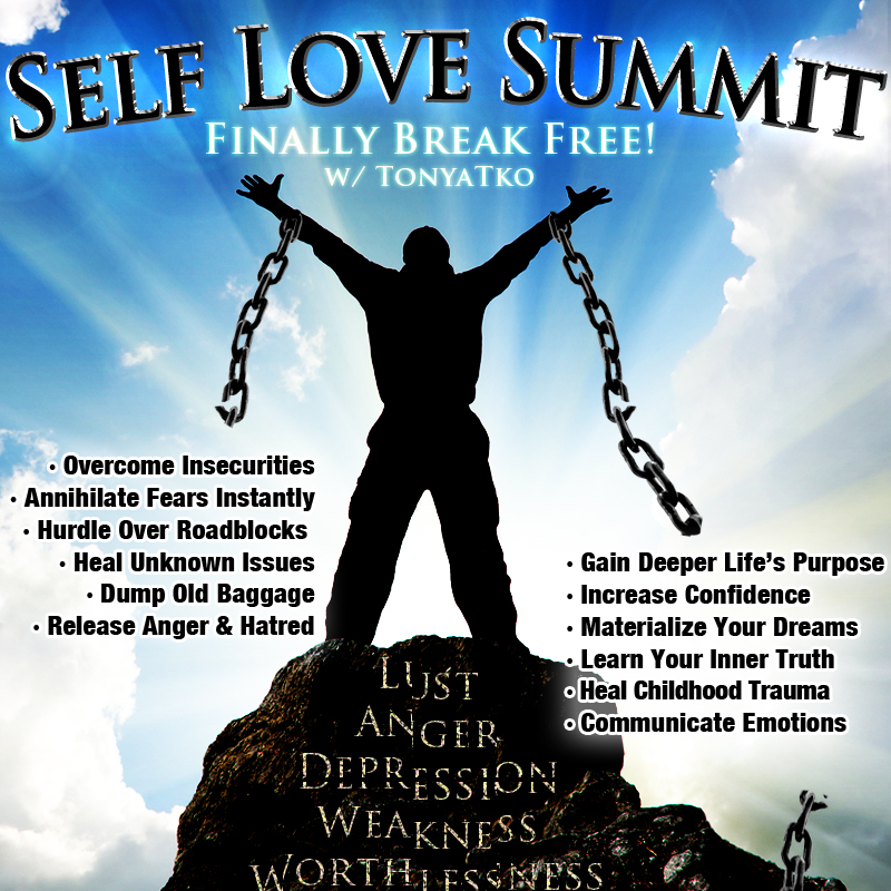 Self Love Summit Break Chains