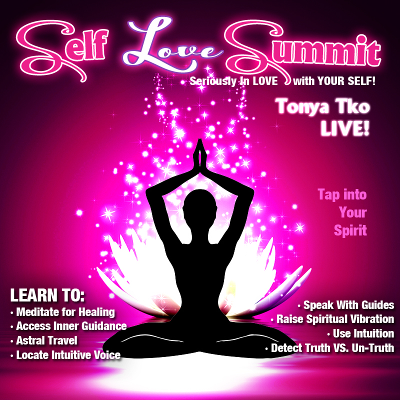 Self Love Summit - Magic Lotus Yoga