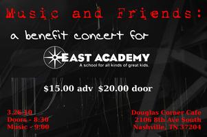 A Night of Music and Friends: A Benefit Concert for East...