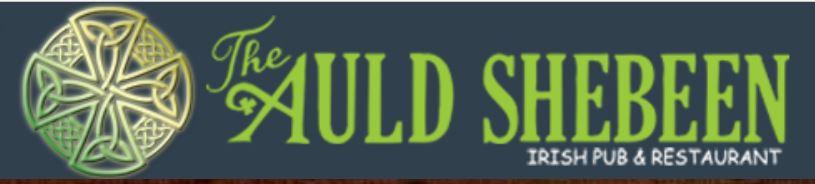 Auld Shebeen Irish Pub logo